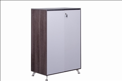 Executive Double Door Storage Cupboard