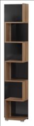 Dynamic Impulse Bookcase 1200 Beech